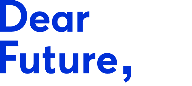 Dear Future Logo